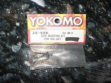 Vintage RC Yokomo Diff Kit Fits MR-4 ZS-508