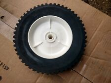 "Murray 8"" x 1-3/8"" wheel with rubber tread"