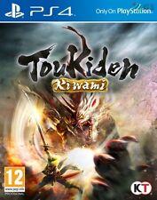 Toukiden Kiwami PS4 * NEW SEALED PAL *