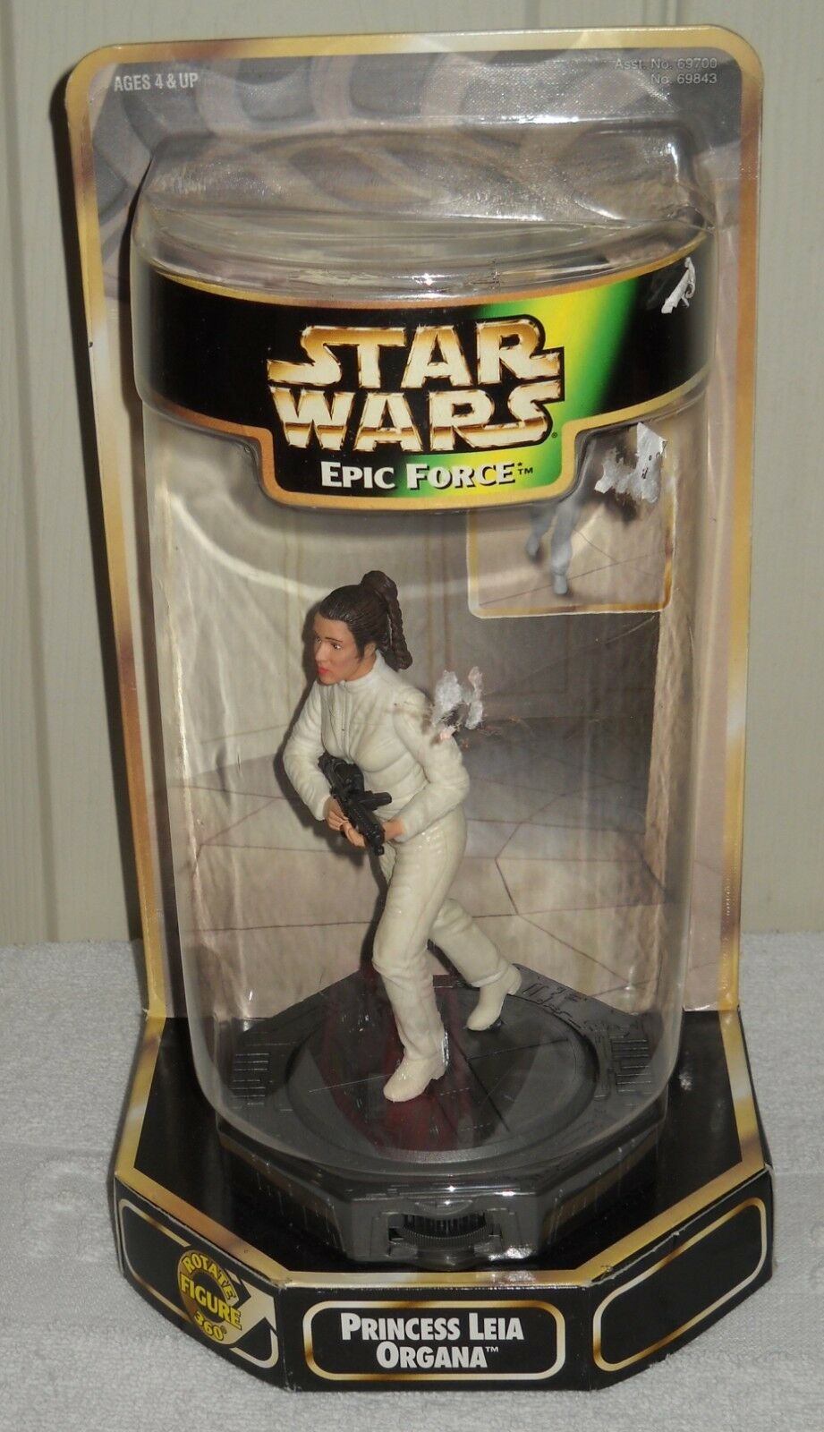 10074 kenner star wars epos kraft carrie fisher als prinzessin leia organa