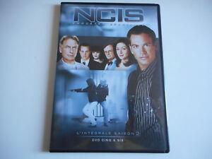 2 DVD - NCIS ENQUETES SPECIALES - SAISON 2 / DVD 5 & 6