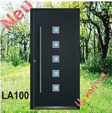 Welthaus Haustür  WH75 Aluminium Tür mit Kunststoff  LA 100 Modern+NEU+ Türen