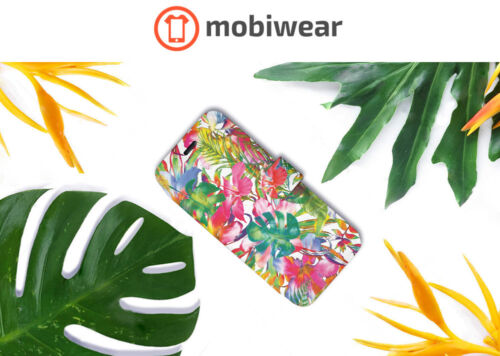 funda Samsung Galaxy s6 Edge Mobiwear Book Style celular motivo bolso