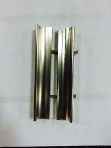Shower Door Handle For Framed Door Brushed Nickel Or
