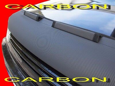 CARBON FIBER LOOK Ford Mondeo 2000-2007 CUSTOM CAR HOOD BRA NOSE FRONT END MASK