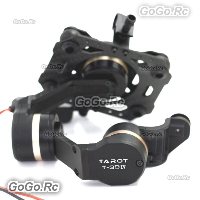 Tared T-3D IV Metal 3-Axis HERO4 HERO4 HERO4 SESSION Gimbal For GOPRO Drone - TL3T02 037d54