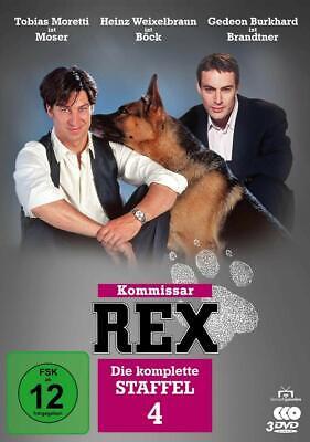 Kommissar Rex Alle Staffeln