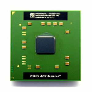 Amd-Mobile-Sempron-3000-1800MHz-Presa-754-Notebook-Processore-CPU-Tdp-25Watt