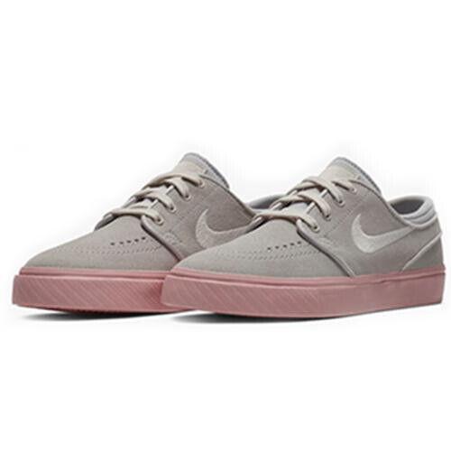 Nike SB Janoski Suede in Grey Pink colorway