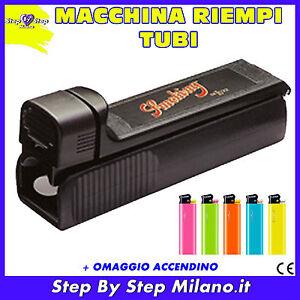 macchinetta SMOKING RIEMPI TUBETTI tubi per sigarette vuote riempitubi