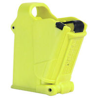 Up60b Maglula Uplula Magazine Speed Loader/unloader 9mm To 45 Acp Mag Yellow
