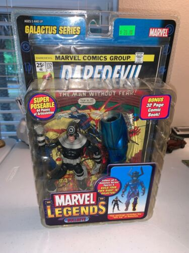 Galactus Series HARD TO FIND VARIANT Marvel Legends BULLSEYE MOC 2005 Toy Biz