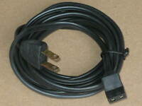Bell & Howell 10MS Dual 8mm Film Projector Power Cord super 8 movie PARTS REPAIR