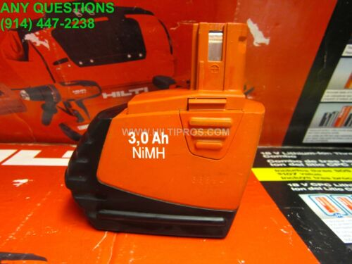 FAST SHIPPING GREAT CONDITION HILTI BATTERY SFB 155 3.0 AH PREOWNED