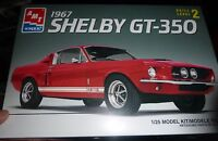 AMT 1967 SHELBY MUSTANG GT-350 Model Car Mountain KIT FS 1/25