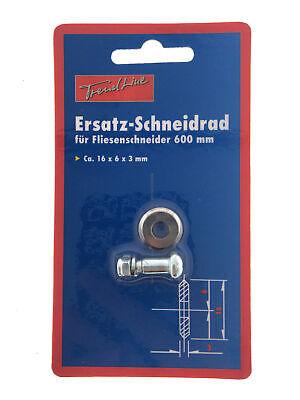 Ersatz Schneidrad für Fliesenschneider 600 mm