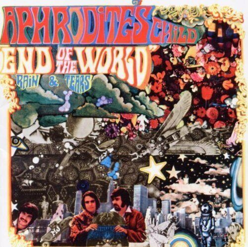 Aphrodite's Child End of the World (Esoteric CD) Remastered by Vangelis