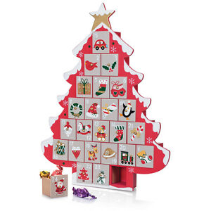 ... Advent Calendars > See more Christmas Tree Wooden Advent Calendar 24