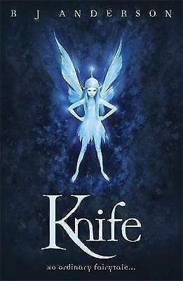 1 of 1 - Knife: Book 1 by R. J. Anderson (Paperback, 2009)