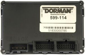 Transfer Case Control Module Dorman 599-114