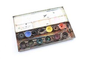 Age-Paint-Colors-Iconic-Retro-Vintage-Stains-Pelikan-No-66-Collector-Decor