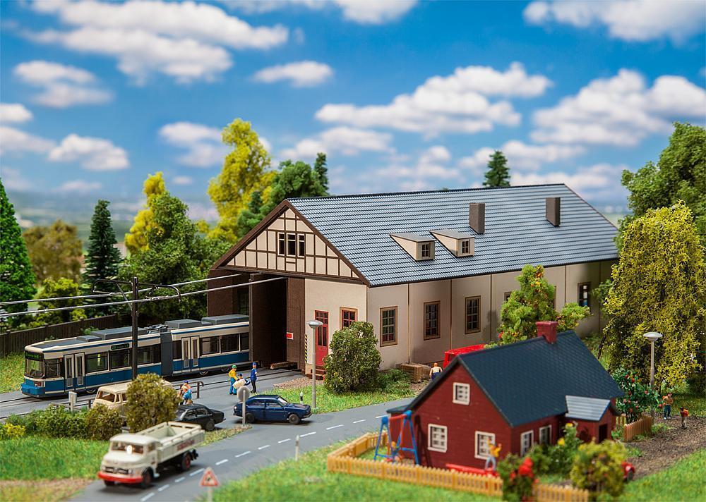 Tranvías Naumburg, Faller Miniaturas Escala Escala Escala N (1:160 ), Art.222101 881caf
