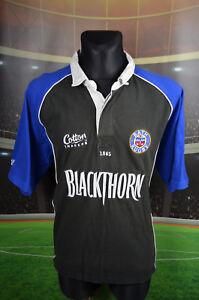 Bath Rugby Union 2005-06 Cotton Traders Shirt (XL) Haut en jersey trikot Homme Vintage