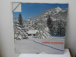 Buon Natale disco LP canzoni Merry Christmas songs record 1977 TOP musica