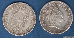 Italie-120-Grana-1818-Ferdinand-IV-TTB-Naples-Sicile-Italia