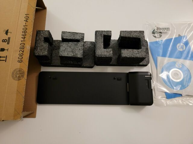 HP UltraSlim Docking Station | ProBook | EliteBook | D9Y32UT