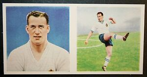 Bolton Wanderers   Nat Lofthouse    Vintage 1960 Picture  Colour Card  EXC - Melbourne, Derbyshire, United Kingdom - Returns accepted Most purchases from business sellers are protected by the Consumer Contract Regulations 2013 which give you the right to cancel the purchase within 14 days after the day you receive the item. Find o - Melbourne, Derbyshire, United Kingdom