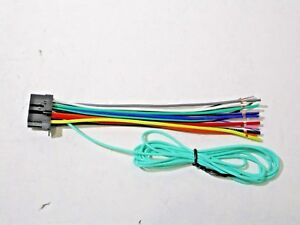 s l300 pioneer avh 290bt wire harness new cr2 ebay Wiring Harness Diagram at edmiracle.co