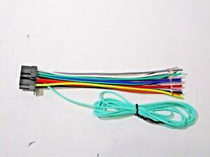 s l300 pioneer avh 290bt wire harness new cr2 ebay Wiring Harness Diagram at readyjetset.co