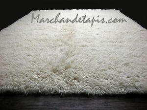 tapis shaggy 200cm x 300cm pure laine vierge ebay. Black Bedroom Furniture Sets. Home Design Ideas