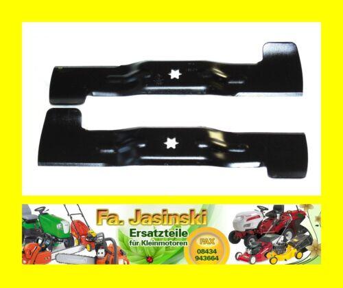 2004 13ci516e690 2 cuchillos para Gutbrod modelos antiguos GLX 92 rhlk