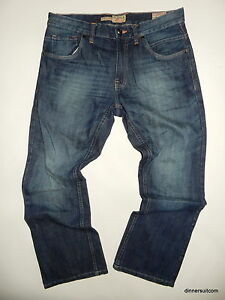 mens W32 x L29 Next Vintage Denim Hand Crafted Jeans Boot Cut | eBay