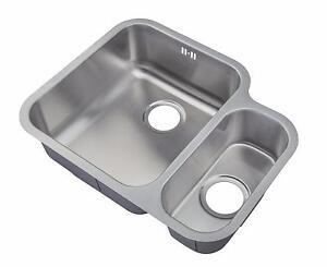 Undermount Stainless Steel Utility Sink : ... Finish Stainless Steel Undermount Kitchen Sink Utility (D12L) eBay