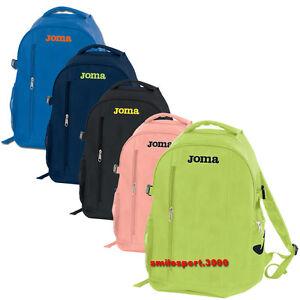 02f7283c2a ZAINO JOMA ESTADIO 2 Bag - BACPACK 400011 (Cm. 48x34x22) Scuola ...