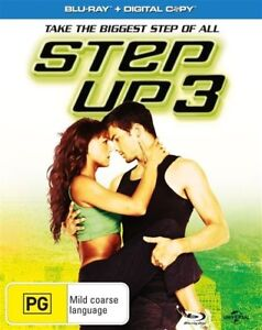 Step-Up-3-Blu-ray-2012-terrific-Condition