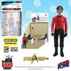 The Big Bang Theory Series Three Raj Action Figure Star Trek