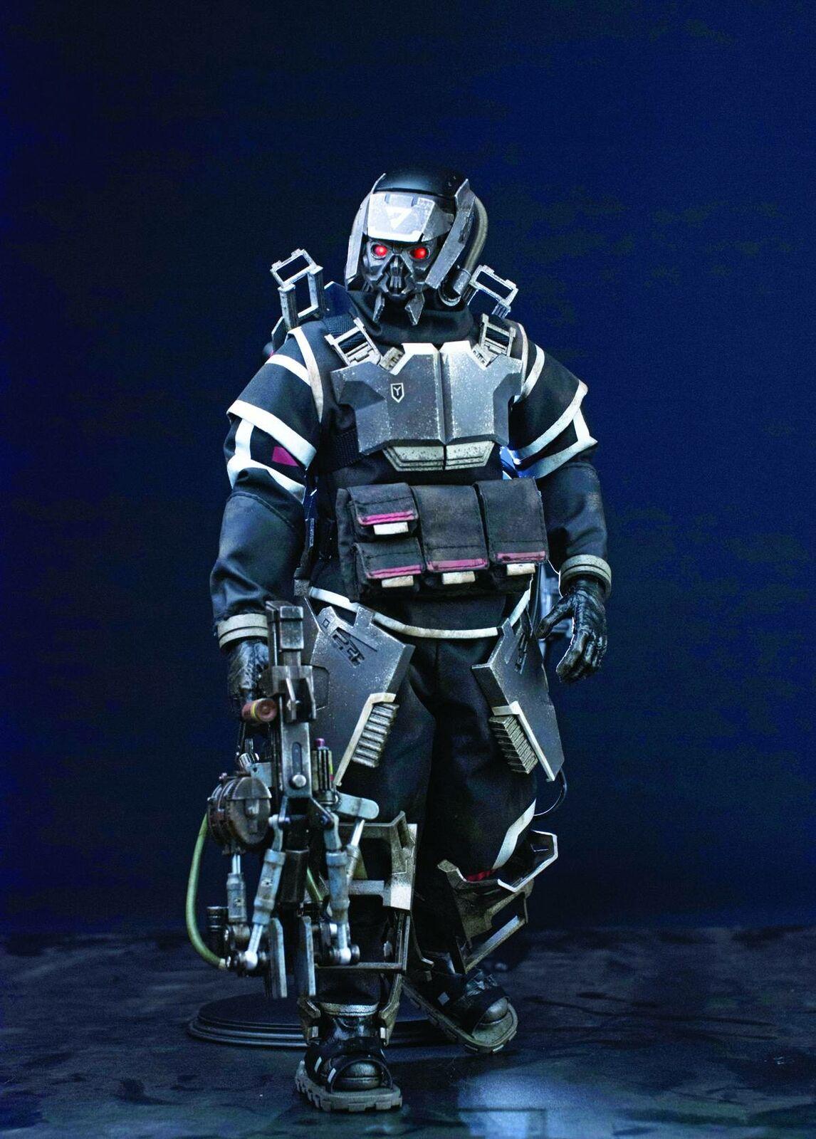 Killzone Hazmat Trooper figurine 1 6 figure ThreeA Trading Company THR10090