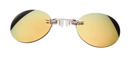 Zwickel Nasenkneifer Sonnenbrille
