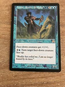 Reality Sculptor ~ Onslaught ~ Excellent Ixidor ~ Magic The Gathering MTG