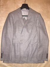 Todd Snyder White Label Glen Plaid Slim Sport Coat Jacket Mayfair Fit Blazer 42R
