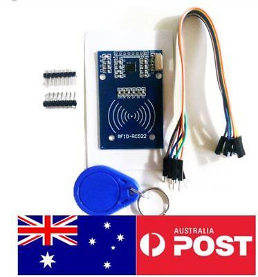 RFID module for arduino NFC RC522 MFRC-522 kit RFID tag Card dupont on parallax rfid, mobile rfid, connected car rfid, nfc vs rfid, diy rfid,