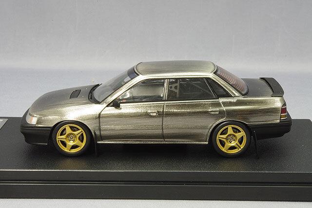 1 43 Hpi Racing Modelo Subaru Legacy RS negro metal polaco Modelo   8192.