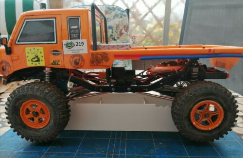 Wartung Transport Ständer RC Crawler Trialer 210-320mm Radstand Scaler