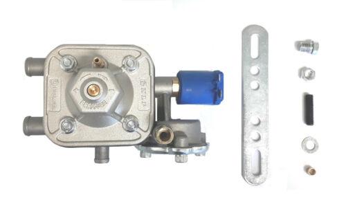 Reducer 67 01 CERT. GPL VAPORIZZATORE riduttore di pressione con ingresso 6mm dopo ECER