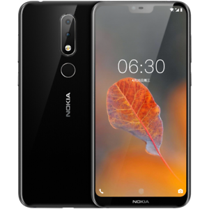 Nokia-X6-Smartphone-Android-8-0-Snapdragon-636-Octa-Core-64GB-6GB-RAM-Face-ID-4G