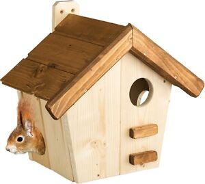 cureuil cabane de nidification g te l 39 cureuil nid d 39 cureuil jardin neuf ebay. Black Bedroom Furniture Sets. Home Design Ideas